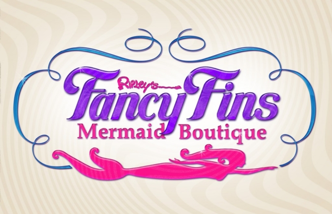 Ripley's Fancy Fins Mermaid Boutique Logo