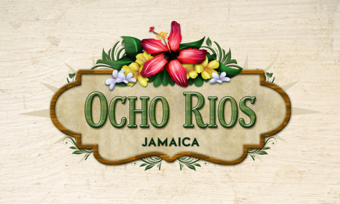 Logo for Ocho Rios Jamaica